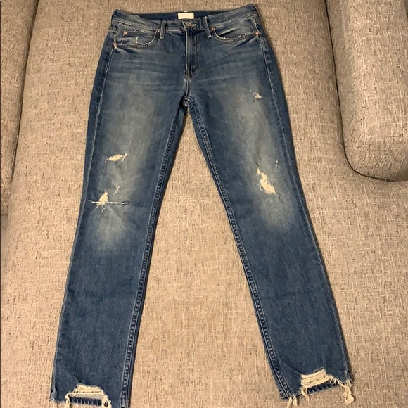 MOTHER Denim - Mother distressed denim - size 26